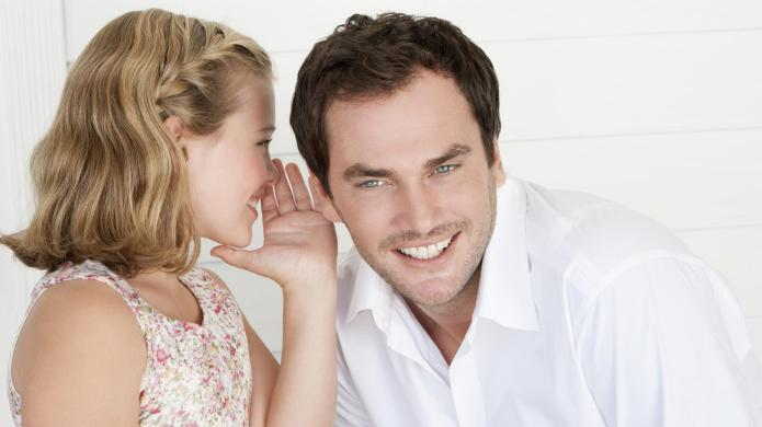 The importance of the father-daughter relationship