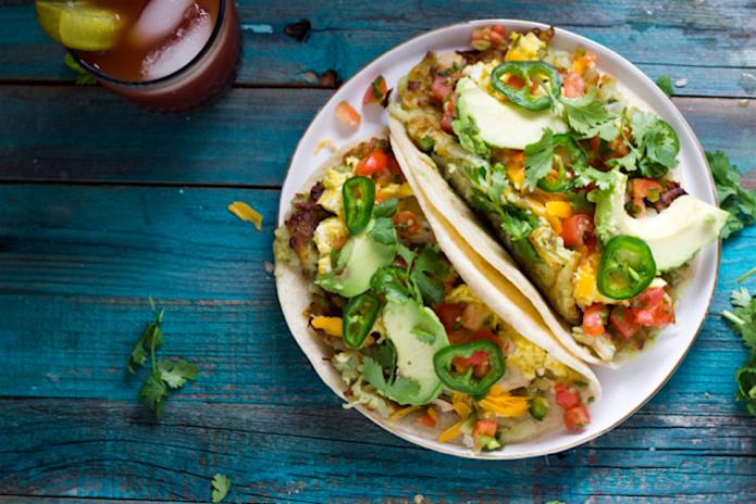Taco Tuesday: 20 Breakfast tacos to