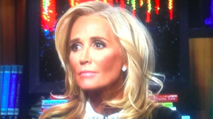 RHOBH's Kim Richards could wind up