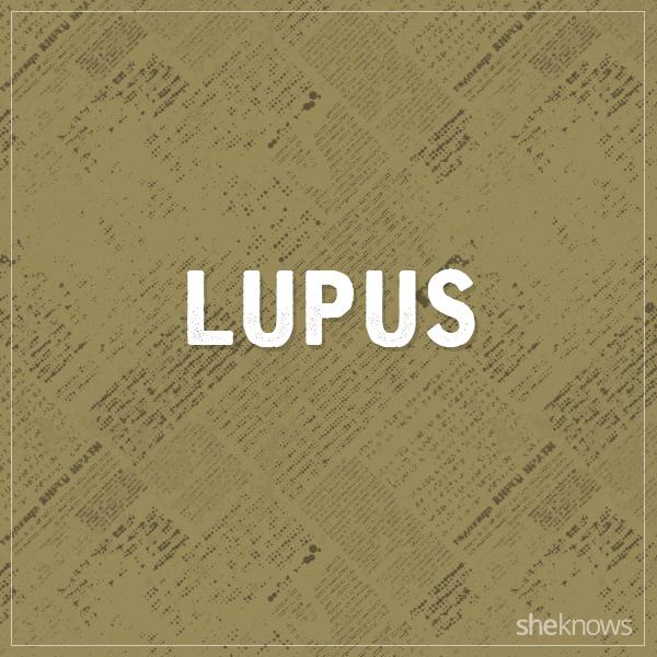 Lupus graphic