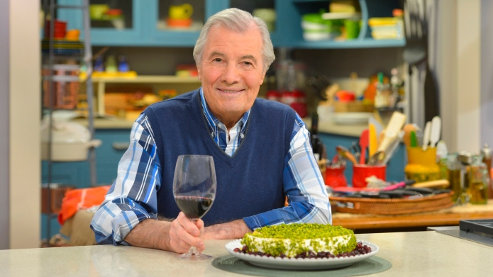 Jacques Pépin's new book explores the