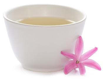 High-antioxidant teas: Green tea, white tea,