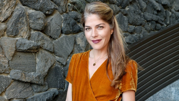 Selma Blair attends Ray Booth 'Evocative