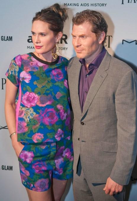 Stephanie March & Bobby Flay