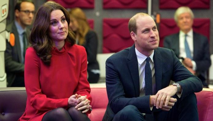 Prince William & Kate Middleton Aren't