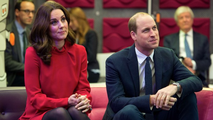 Prince William & Kate Middleton Aren't