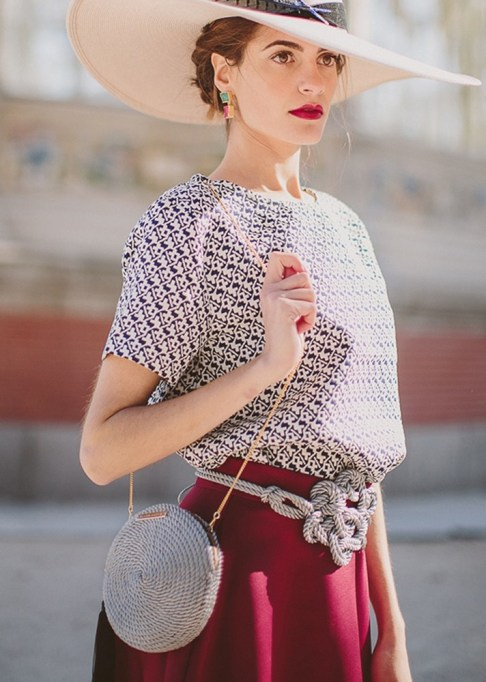 What to Buy at Tictail for Summer 2017: Olvido Madrid Bolso Bag | Summer Fashion