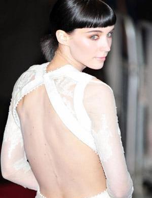 Rooney Mara talks nipple piercing in