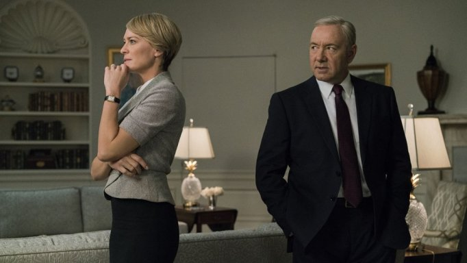 If you miss the GoT political intrigue, House of Cards is your show