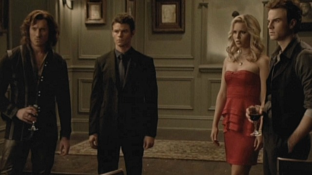 Original family Vampire Diaries