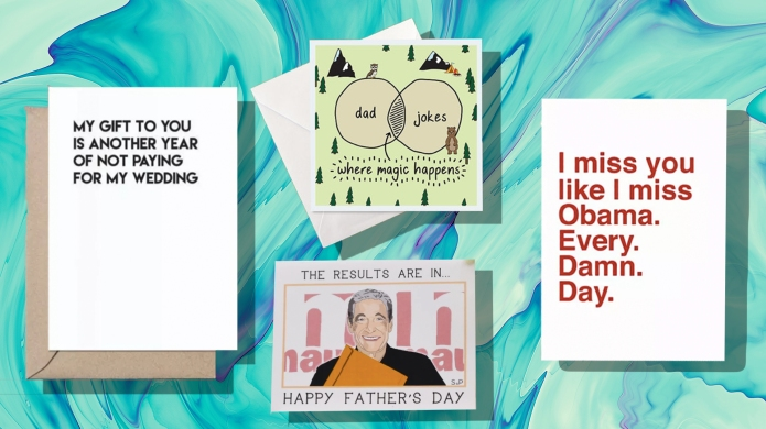 12 Funniest Father's Day Cards of