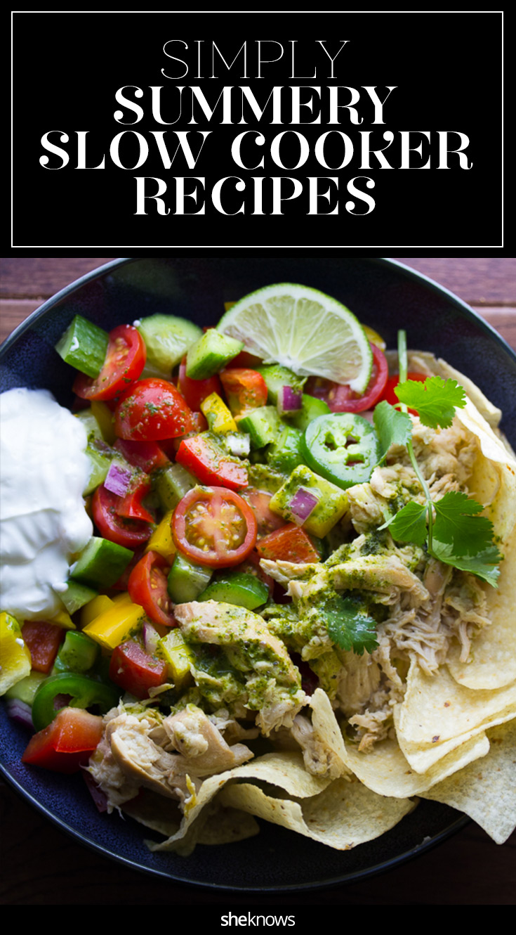 20 Summery Slow Cooker Recipes Perfect For Lazy Days Page 6 Sheknows