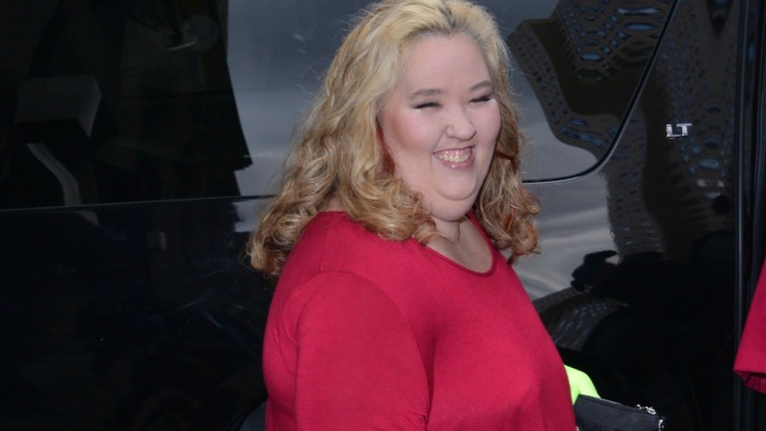Mama June rushed to hospital after