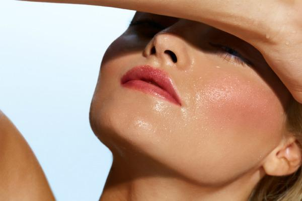 Makeup that'll cool you on hot