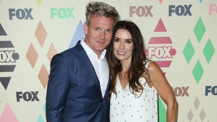 Gordon Ramsay and his wife just