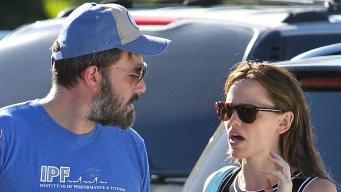 So, did Ben Affleck & Jennifer
