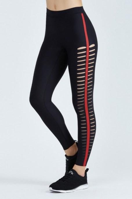 Activewear Brands You Should Definitely Know: Ultracor Ultra High Silk Slash Leggings | Summer Fitness 2017