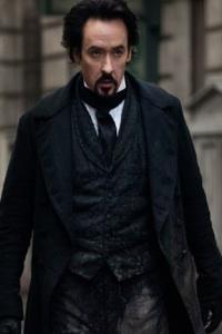 John Cusack goes Goth in The