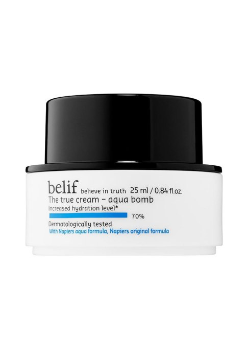 What to Know About Water-Based Skin Care | Belif The True Cream Aqua Bomb