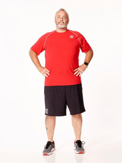 The Biggest Loser Season 17 contestant Richard Hatch