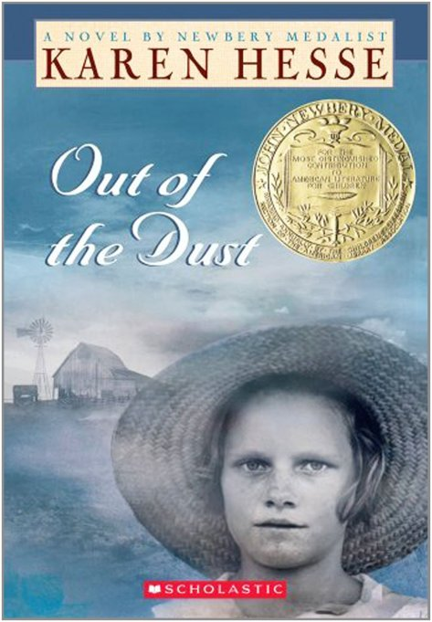 Books for girls: Out of the Dust