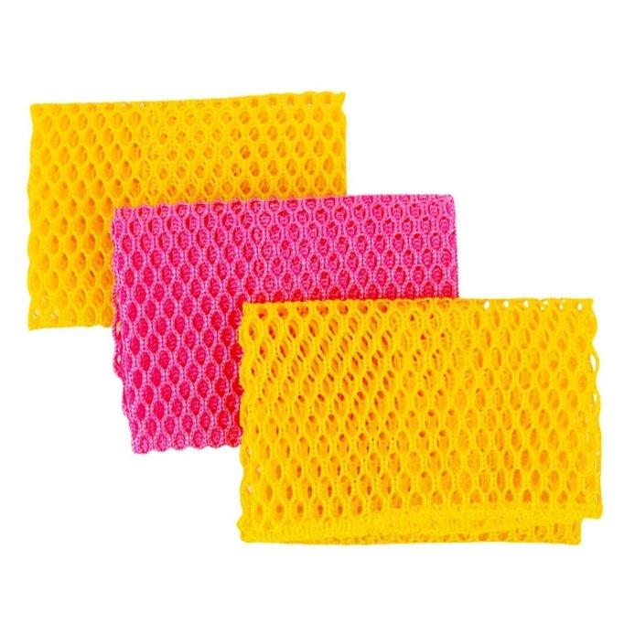 Innovative Dish Washing Net Cloths