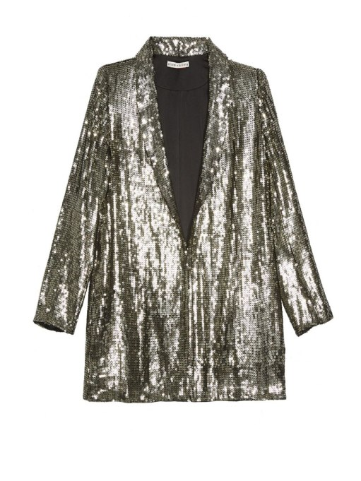 Non-Cheesy Ways to Wear Sequins: Girl boss blazer | Fall Fashion Trends 2017