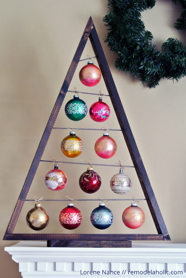 15 Ways To Display Christmas Ornaments Beyond The Tree Sheknows