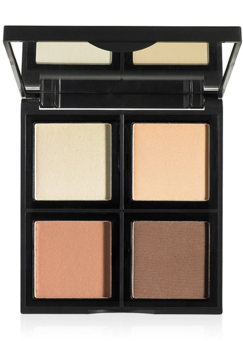 Contour Palettes For Almost Every Skin Tone: E.l.f. Contour Palette in Light/Medium   Summer Makeup 2017