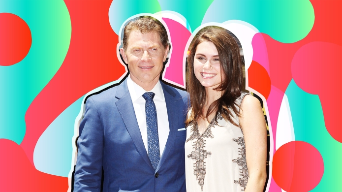 Bobby & Sophie Flay Are Totally