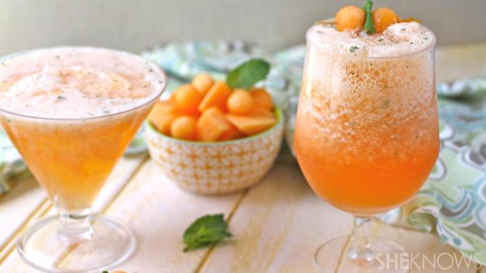 15 Luscious melon cocktails you should