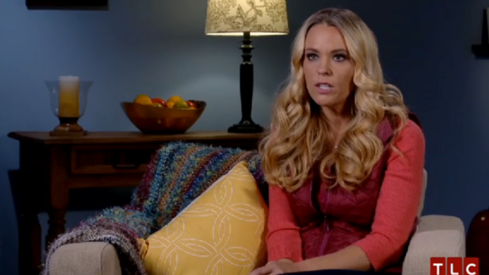Kate Gosselin's back-to-school shopping strategies are