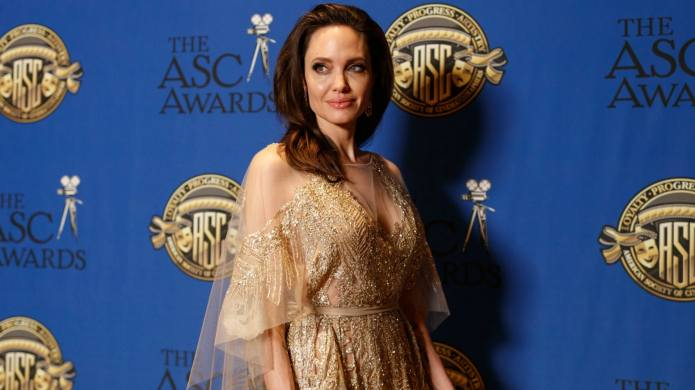 Angelina Jolie Is Reportedly Dating Again,