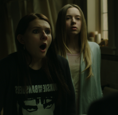 EXCLUSIVE CLIP: Haunter is horror with