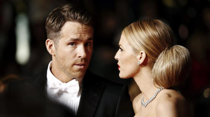 Ryan Reynolds' baby name ideas are