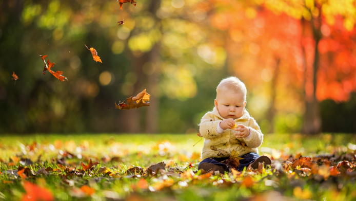 Autumn Baby Names As Cool As