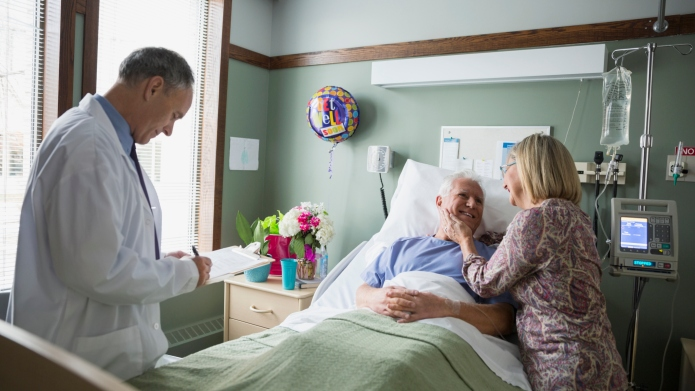 How hospitals treat wealthy patients differently