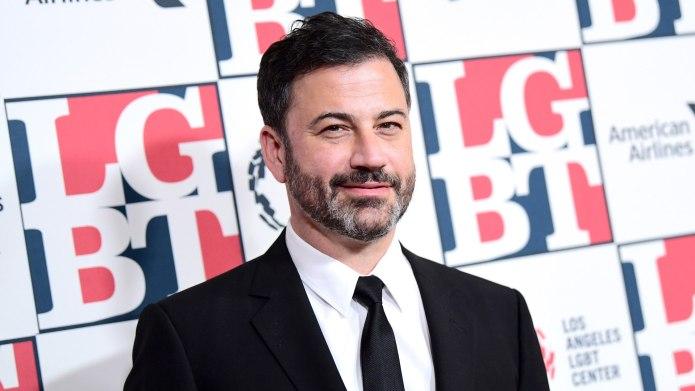 Jimmy Kimmel's Infant Son 'Hosts' Show
