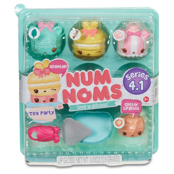 Cute Affordable Stocking Stuffers For Kids: Num Noms | Holiday Gift Guide 2017