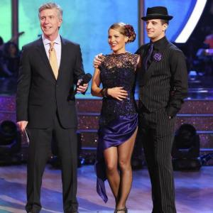 DWTS' Mark Ballas blogs: Candace gets