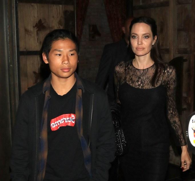 Celebrity Babies Born in November: Pax Jolie-Pitt