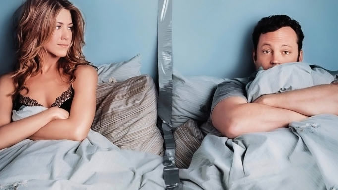 'The Break-Up' stars Jennifer Aniston and Vince Vaughn.