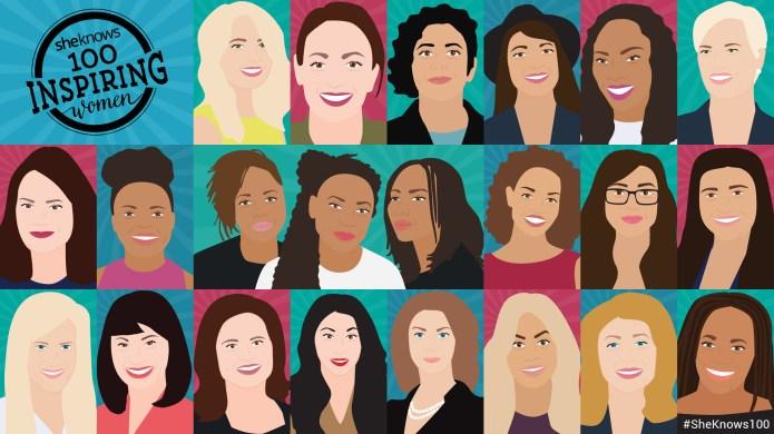 20 Inspiring women making the world