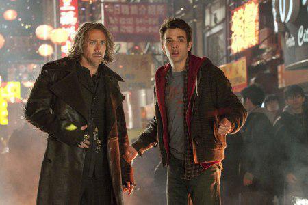 Nicolas Cage and Jay Baruchel scoop