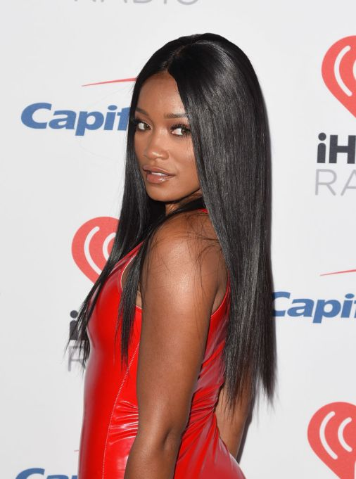 Celebrities Who Don't Label Their Sexuality: Keke Palmer