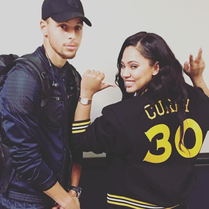 Ayesha Curry has been known to give her opinion on games that she thinks aren't being played fair.