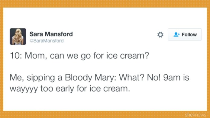 The funniest tweets from parents in