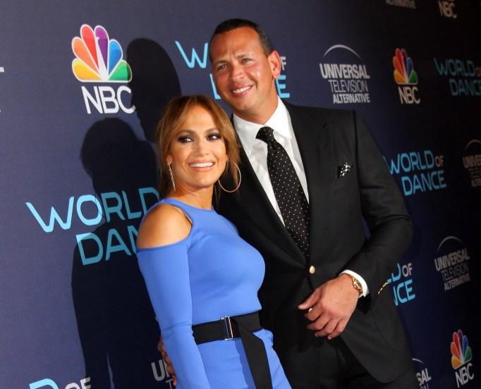 A-Rod Tells Ellen How He Met J-Lo