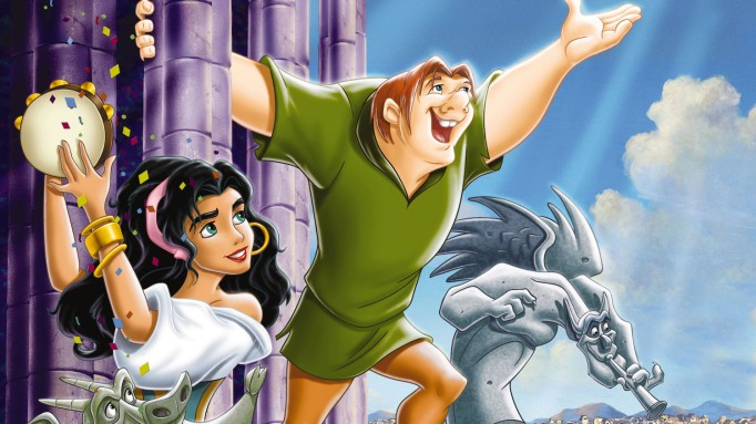 15 kids movies that send a terrible message: The Hunchback of Notre Dame