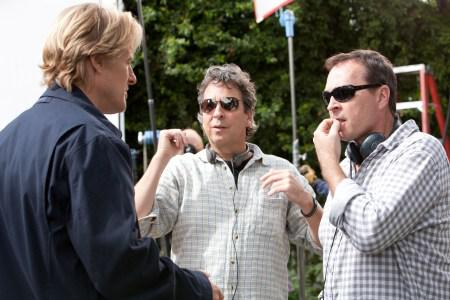 The Farrelly brothers inside Hall Pass